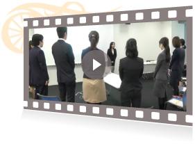 弊社活動(新人社員研修)動画